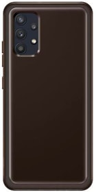Soft Clear Cover Black Custodia Samsung 785300158956 N. figura 1