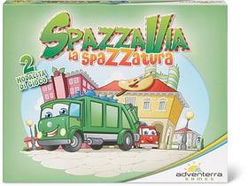 Adventerra Spazza Via La Spazzatura Jeux de société 748946690200 Langue IT Photo no. 1