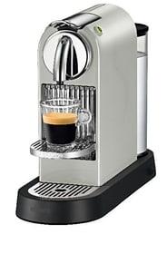 Nespresso König CitiZ Silver Chrome Kapselmaschine Nespresso 71740300000010 Bild Nr. 1