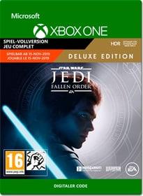 Xbox One - Star Wars: Jedi Fallen Order Deluxe Edition ESD 785300148237 Photo no. 1
