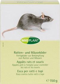 Appâts rats et souris, 150 g Mioplant 658240000000 Photo no. 1