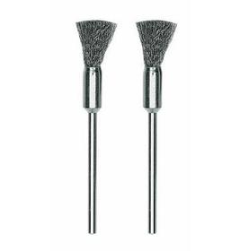 Stahldrahtpinselbürste 8mm Zubehör Reinigen / Polieren Proxxon 616037900000 Bild Nr. 1