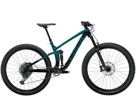 "Fuel EX 8 29"" Mountainbike All Mountain (Fully) Trek 463385500365 Couleur petrol Tailles du cadre S Photo no. 1"
