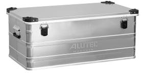 Aluminiumbox D140 mit robusten Stapelecken