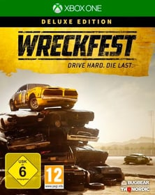 Xbox One - Wreckfest - Deluxe Edition Box 785300145981 Langue Français, Italien Plate-forme Microsoft Xbox One Photo no. 1