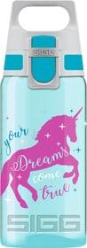 Viva One Unicorn Kinder-Trinkflasche Sigg 464617700025 Farbe aqua Grösse Einheitsgrösse Bild-Nr. 1