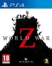 PS4 - World War Z I Box 785300142627 Photo no. 1