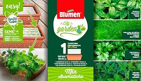Miscela aromatica 1 pce. 90x37cm Sementi di verdura Blumen 650234500000 N. figura 1