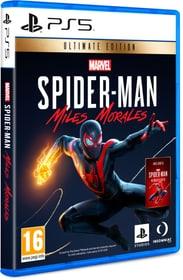 Spider-Man: Miles Morales Ultimate Edition Box 785300155470 Bild Nr. 1