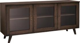 EMILIA Sideboard 401048900080 Grösse B: 180.0 cm x T: 45.0 cm x H: 80.0 cm Farbe Grau Bild Nr. 1