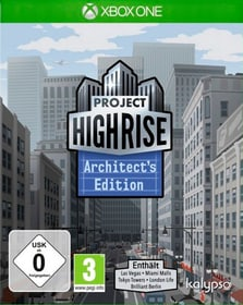 Xbox One - Project Highrise - Architect's Edition (D) Box 785300138910 Photo no. 1