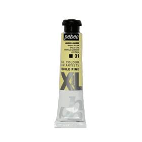 XL Studio 20ml Oil Colour Pebeo 665376300000 Farbe Lichtgelb Bild Nr. 1