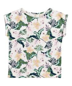 African Sunset - T-Shirt T-Shirt Roxy 466840614010 Grösse 140 Farbe weiss Bild-Nr. 1