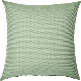 IWONA Coussin décoratif 450682940560 Couleur Vert Dimensions L: 60.0 cm x H: 60.0 cm Photo no. 1