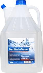 5 L Destilliertes Wasser ROBBYROB 620191300000 Bild Nr. 1