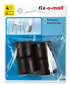 Rohrkappe Ø 30 mm 4 x Fix-O-Moll 607085800000 Bild Nr. 1
