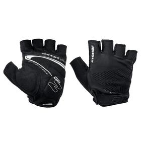 Basic Guanti per ciclismo Ziener 461333500320 Taglie S Colore nero N. figura 1