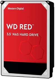 "Harddisk WD Red 3.5"" SATA 4 TB HDD Intern Western Digital 785300153325 Bild Nr. 1"