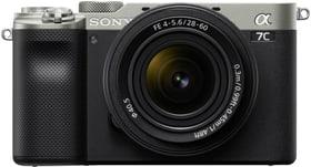 Alpha 7C + 28-60mm Kit argento Kit apparecchio fotografico mirrorless Sony 793445100000 N. figura 1