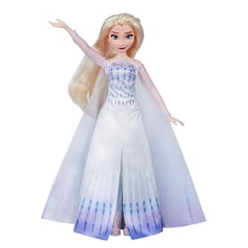 Frozen 2 Elsa Sing (DE) Poupées Disney 747708190000 Langue _DE Photo no. 1