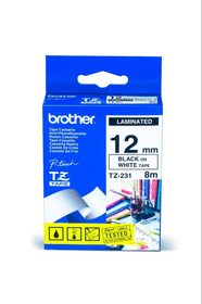 PTOUCH TZe-231 12mm Ruban Brother 792057000010 Photo no. 1