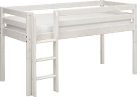 CLASSIC Lit mi-hauteur Flexa 404622200000 Dimensions L: 110.0 cm x P: 210.0 cm x H: 120.0 cm Couleur White Wash Photo no. 1