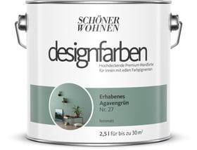 Designfarbe Agavengrün 2,5 l Wandfarbe Schöner Wohnen 660977100000 Inhalt 2.5 l Bild Nr. 1
