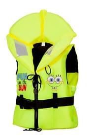 100N Freedom  Sponge Bob Giubbotto di salvataggio per bambini Marinepool 464743500150 Taglie XXS Colore giallo N. figura 1