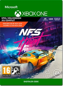 Xbox One - Need for Speed Heat Box 785300148238 Bild Nr. 1