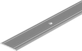Übergangsprofil 30 x 2 mm silberfarben 1 m alfer 605115200000 Bild Nr. 1