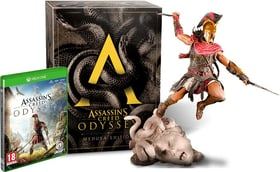 PS4 - Assassin's Creed Odyssey - Medusa Edition Box 785300137725 Photo no. 1