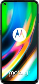 Moto G9 Plus 4-128 GB DS navy blue Smartphone Motorola 785300156591 Photo no. 1