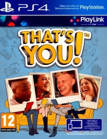PS4 - That's you! Box 785300122828 Photo no. 1