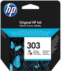 303 colour Cartuccia d'inchiostro HP 798543100000 N. figura 1