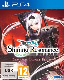PS4 - Shining Resonance Refrain LE (D/E) Box 785300135222 Plate-forme Sony PlayStation 4 Langue Anglais, Allemand, Japonais Photo no. 1
