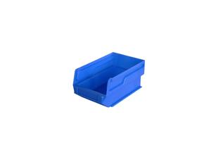 SILAFIX Sichtlagerkasten utz 603325100000 Farbe Blau Grösse L: 170.0 mm x B: 102.0 mm x H: 78.0 mm Bild Nr. 1