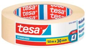 Maler-Krepp, 50mx30mm Malerbänder Tesa 676766200000 Bild Nr. 1