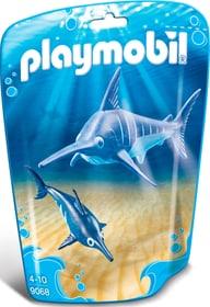Playmobil Family Fun Schwertfisch mit Baby 9068