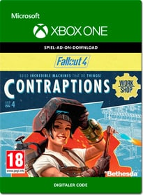 Xbox One - Fallout 4: Contraptions Workshop Download (ESD) 785300138651 Photo no. 1