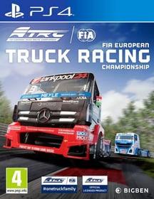 PS4 - FIA European Truck Racing Championship D/F Box 785300144357 Photo no. 1