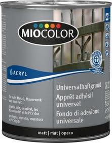Primaire acrylique universel Blanc 750 ml Synthetic Apprêt adhésif universel Miocolor 660562000000 Couleur Incolore Contenu 750.0 ml Photo no. 1