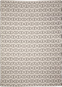 ELOISA Tappeto 412016516019 Colore nero/bianco Dimensioni L: 160.0 cm x P: 230.0 cm N. figura 1