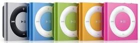 APPLE IPOD SHUFFLE 2GB GREEN Apple 77354080000010 Bild Nr. 1