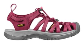 Whisper Sandales pour homme Keen 493424335517 Couleur framboise Taille 35.5 Photo no. 1