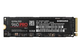 SSD 960 Pro 512Go M.2 2280 Disque Dur Interne SSD Samsung 785300125102 Photo no. 1