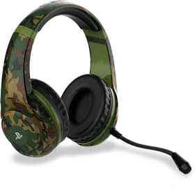 PRO4-70 Stereo Gaming Headset - Woodland Camo Casque Micro 4gamers 785300157430 Photo no. 1