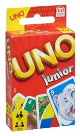 UNO Junior Mattel Games 744917400000 Photo no. 1