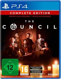 PS4 - The Council (D/F) Box 785300138858 Bild Nr. 1