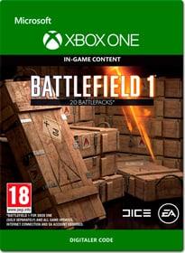 Xbox One - Battlefield 1: Battlepacks x20 Download (ESD) 785300137304 Bild Nr. 1