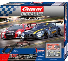 Carrera Digital D132 GT Championship WL 7.6 m 746222500000 Photo no. 1
